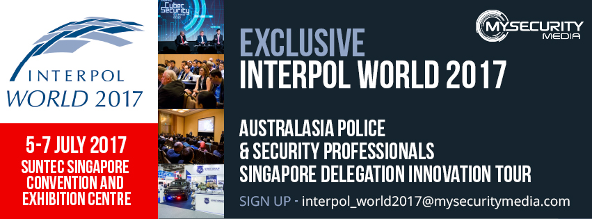 Interpol World 2017 Invitation