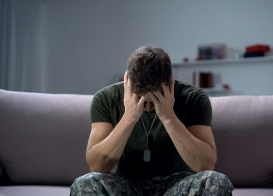 Veterans' recovery program treats PTSD and substance use issues
